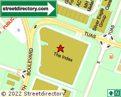 THE INDEX | Location & Map