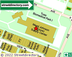 MEAD JOHNSON (SINGAPORE) SUPPLY CENTER | Location & Map