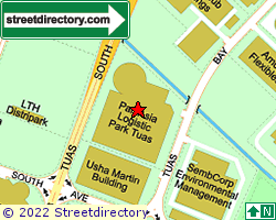 PAN ASIA LOGISTIC PARK TUAS | Location & Map