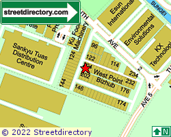 WEST POINT BIZHUB | Location & Map