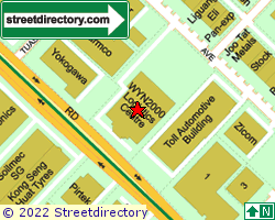 KAKHENG INDUSTRIAL BUILDING | Location & Map