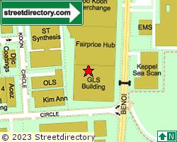 FAIRPRICE HUB | Location & Map