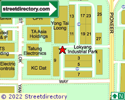 LOKYANG LIGHT INDUSTRIES PARK | Location & Map