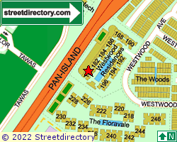 WESTWOOD RESIDENCES | Location & Map