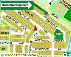 WESTWOOD PARK | Location & Map