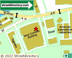 WEST CONNECT BUILDING | Location & Map