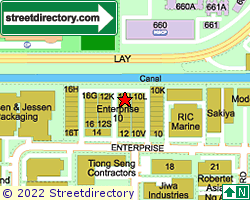ENTERPRISE 10 | Location & Map