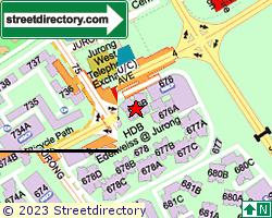 Blk 676B, Jurong West Street 64 | Location & Map