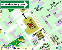 BLK 221, Boon Lay Place   Location & Map