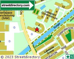 LAKEPOINT CONDOMINIUM | Location & Map
