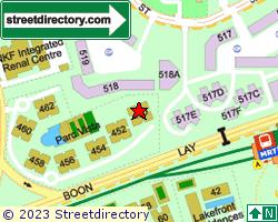 PARC VISTA | Location & Map