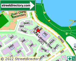 YUAN CHING ROAD APARTMENTS | Location & Map