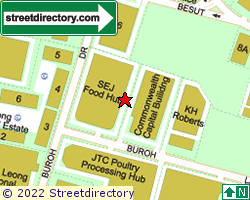 SEJ FOOD HUB | Location & Map