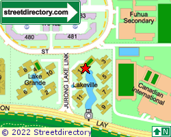 LAKEVILLE | Location & Map