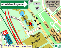 J GATEWAY | Location & Map