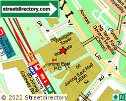 WESTGATE | Location & Map