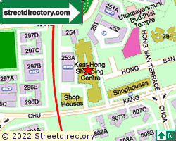 BLK 253, Choa Chu Kang Avenue 1 | Location & Map