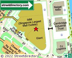 IMM BUILDING | Location & Map