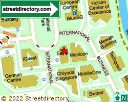 MANNESMANN CENTRE | Location & Map