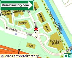 CYBERHUB @ IBP | Location & Map