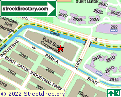 BUKIT BATOK CONNECTION | Location & Map
