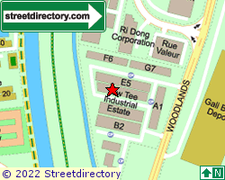 YEW TEE INDUSTRIAL ESTATE | Location & Map