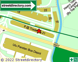 8 @ TRADEHUB 21 | Location & Map