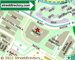 SKYTECH | Location & Map