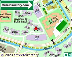 BLK 293D, Bukit Batok Street 21 | Location & Map