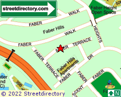 FABER TERRACE | Location & Map