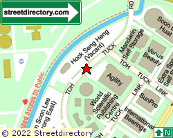 I.BIZ CENTRE | Location & Map