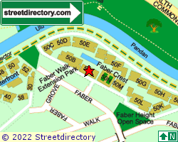 FABER CREST | Location & Map