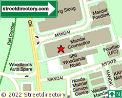 MANDAI CONNECTION | Location & Map