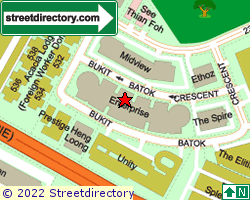 ENTERPRISE CENTRE | Location & Map