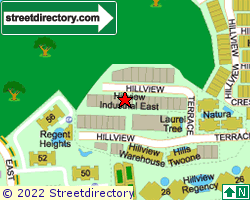 HILLVIEW INDUSTRIAL ESTATE | Location & Map