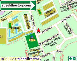 PHOENIX HEIGHT ESTATE | Location & Map