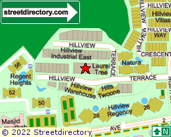 HILLVIEW BUILDING | Location & Map