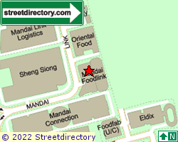 MANDAI FOODLINK | Location & Map