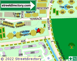 HILLVIEW REGENCY | Location & Map