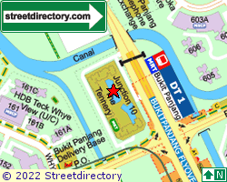 THE TENNERY | Location & Map