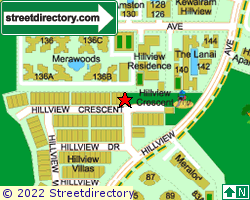 HILLVIEW VILLAS | Location & Map