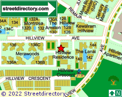HILLVIEW RESIDENCE | Location & Map