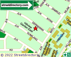 HILLVIEW GARDEN ESTATE | Location & Map