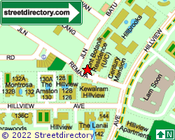 MONT BOTANIK RESIDENCE | Location & Map