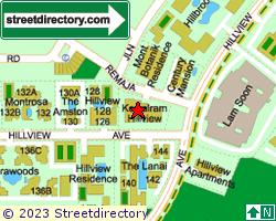 KEWALRAM HILLVIEW | Location & Map