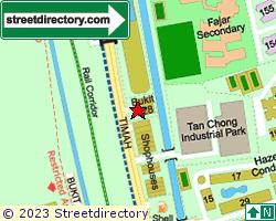 BUKIT 828 | Location & Map