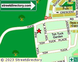 VISTA GARDEN | Location & Map