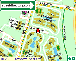 HILLINGTON GREEN | Location & Map