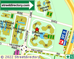 GLENDALE PARK | Location & Map