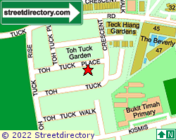 TOH TUCK GARDEN | Location & Map